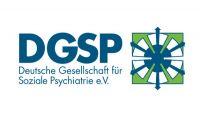 Logo DGSP, Deutsche Gesellschaft Soziale Psychiatrie e. V.
